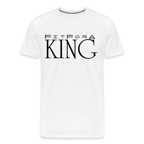 King to Be - Men's Premium T-Shirt