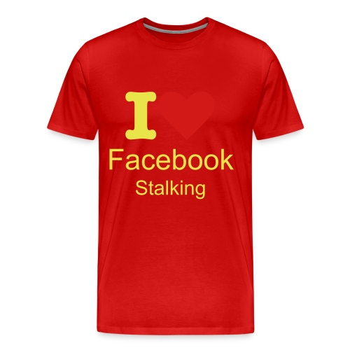 Facebook T-shirt - Men's Premium T-Shirt