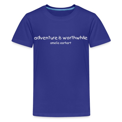 adventure tee - Kids' Premium T-Shirt