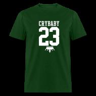 T-Shirts ~ Men's T-Shirt ~ LeBron James Crybaby Tee