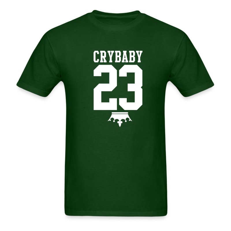 LeBron James Crybaby Tee - Men's T-Shirt