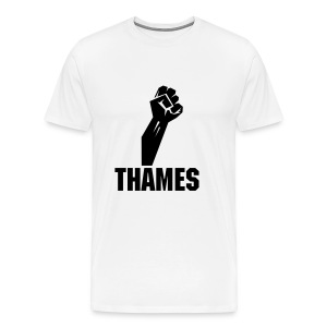 The Mighty Thames! - Men's Premium T-Shirt