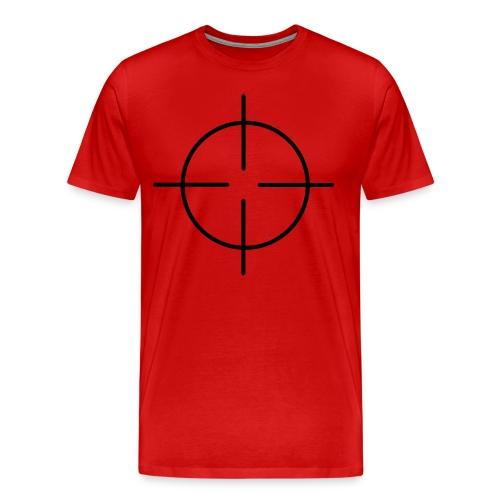 Target in sight - Men's Premium T-Shirt