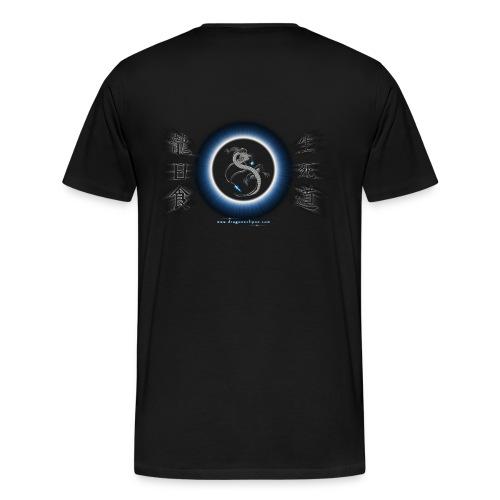 Dragon Eclipse Standard - Men's Premium T-Shirt
