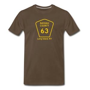 Nassau County - Men's Premium T-Shirt