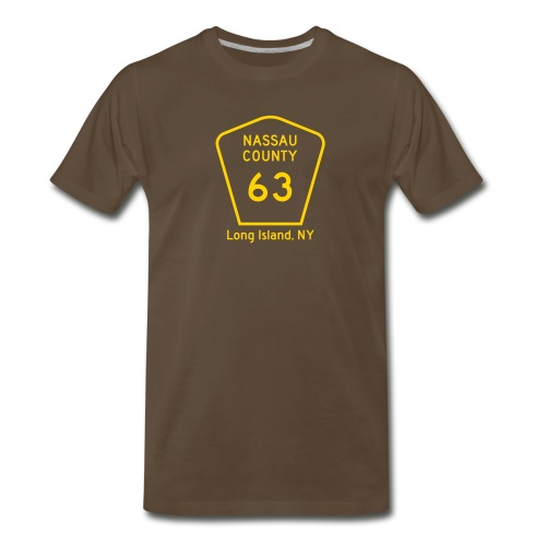 Nassau County - Men's Premium T-Shirt