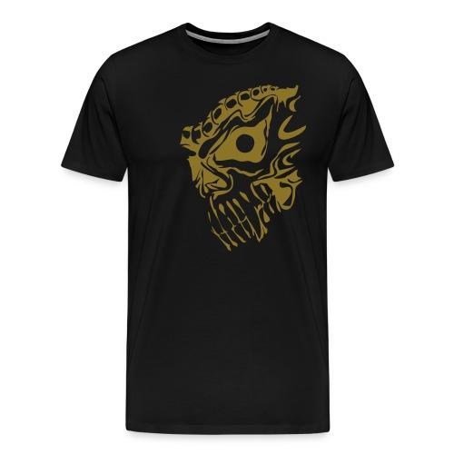 Crowned Skull - Men's Premium T-Shirt