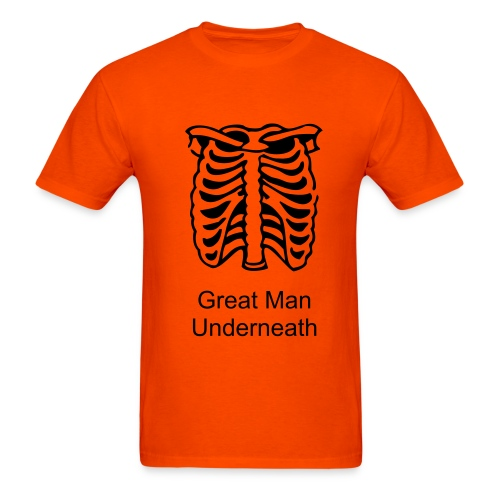 Great Man - Men's T-Shirt