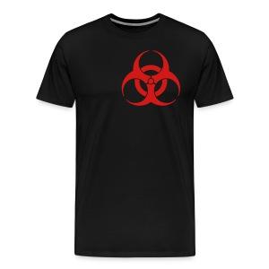 Hazardious Heart - Men's Premium T-Shirt