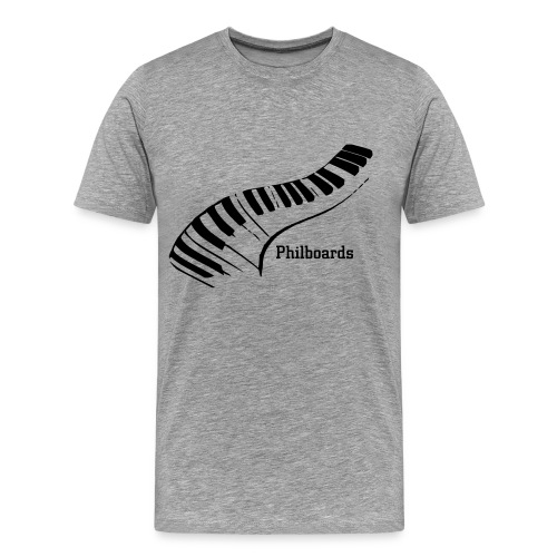 Philboards - Men's Premium T-Shirt