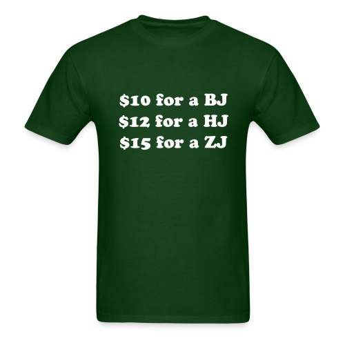 Barry's Prices - Men's T-Shirt