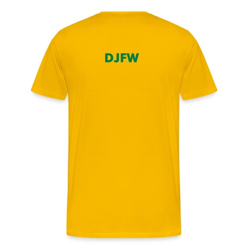 DJFW Sticky Approved Shirt - Men's Premium T-Shirt