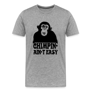 Chimpin Tee - Men's Premium T-Shirt