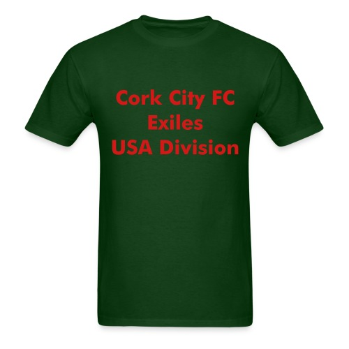 CCFC Exiles Heavyweight Cotton T-Shirt - Men's T-Shirt