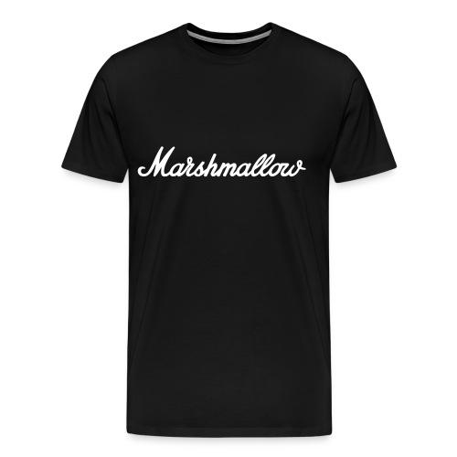 Marshmallow XXXL - Men's Premium T-Shirt