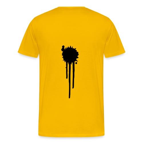 Graffiti Splat - Men's Premium T-Shirt