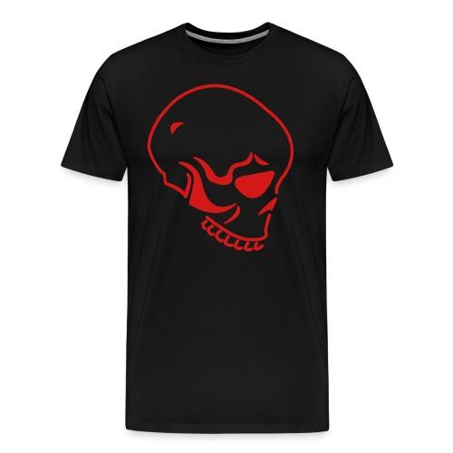 Mens Skull Tee - Men's Premium T-Shirt