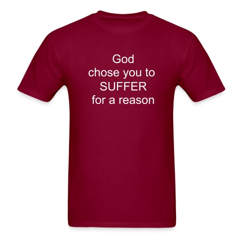 suffer - Men's T-Shirt