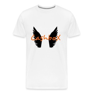 CashboX wings2 tee - Men's Premium T-Shirt