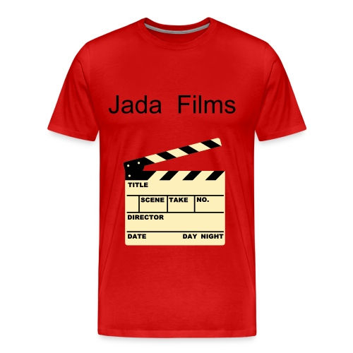 Jada Films Tee - Men's Premium T-Shirt