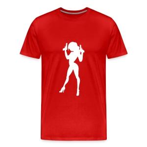 Red Gun - Men's Premium T-Shirt