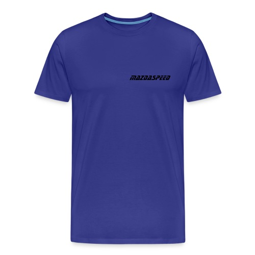 MazdaSpeed - Blue - Men's Premium T-Shirt