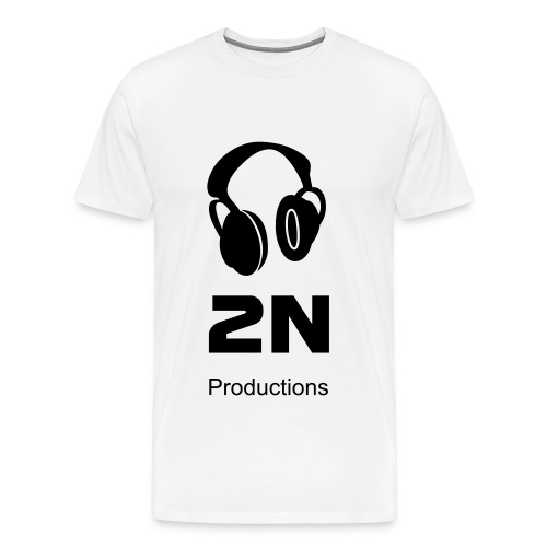 Simple 2N Shirt With Inprint - Men's Premium T-Shirt