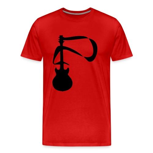 MusicIsLifeTee. - Men's Premium T-Shirt