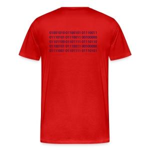 John3-16 - Men's Premium T-Shirt