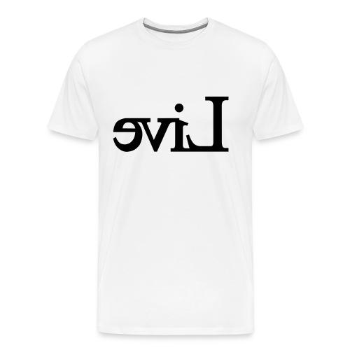 ALL THE WAY-LIVE! - Men's Premium T-Shirt
