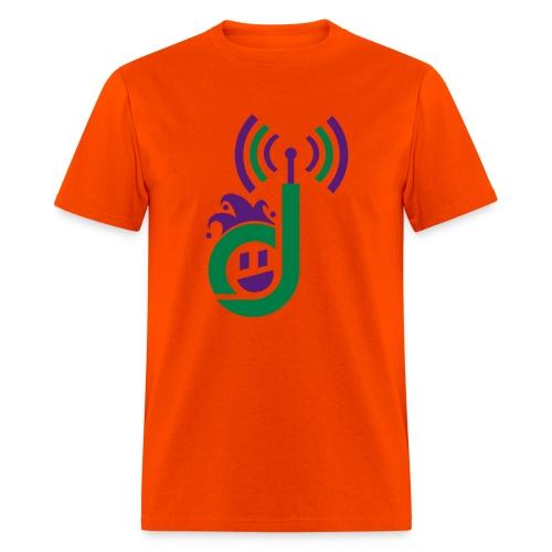 Men's Dementia Revolution Shirt Orange - Men's T-Shirt