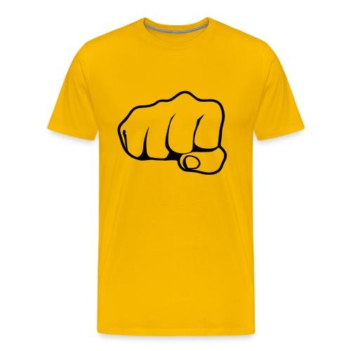 PunchMyDIK - Men's Premium T-Shirt