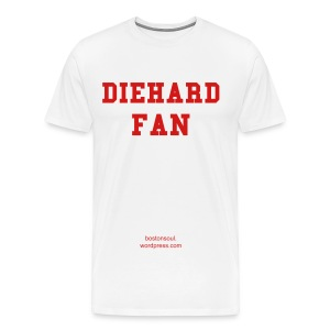Diehard Fan T-Shirt - Men's Premium T-Shirt