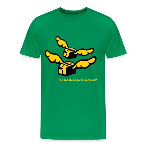 Toaster Heaven T-Shirt - Men's Premium T-Shirt