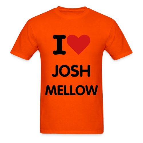 ihearthjoshmellow - Men's T-Shirt