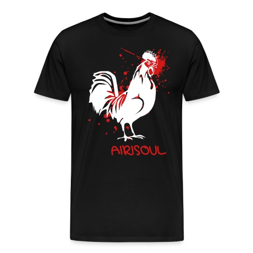 Cockadoodle Kill - Men's Premium T-Shirt