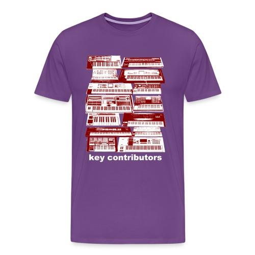 Key Contributors - Men's Premium T-Shirt