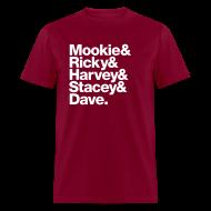 T-Shirts ~ Men's T-Shirt ~ 1987-1988 Oklahoma Sooners
