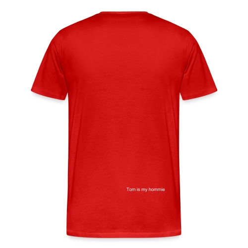 Men's Premium T-Shirt - This is a heavy weight cotton t-shirt