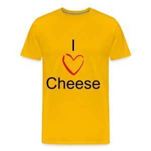 Cheese shirt - Men's Premium T-Shirt