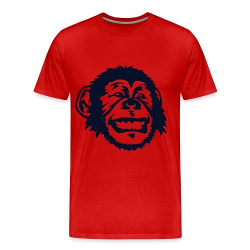 Happy Monkey - Men's Premium T-Shirt