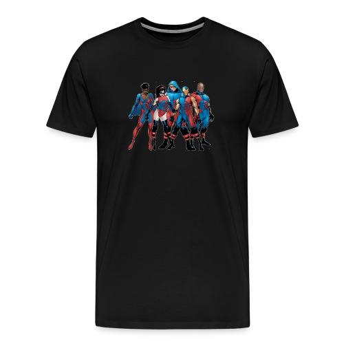 Dynamo 5 Team 2 Tee - Men's Premium T-Shirt