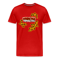 T-Shirts ~ Men's Premium T-Shirt ~ Warsong Flag Carrier