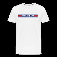 T-Shirts ~ Men's Premium T-Shirt ~ Heavyweight T-shirt for the boys, white!