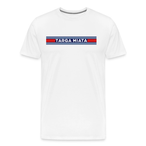 Heavyweight T-shirt for the boys, white! - Men's Premium T-Shirt