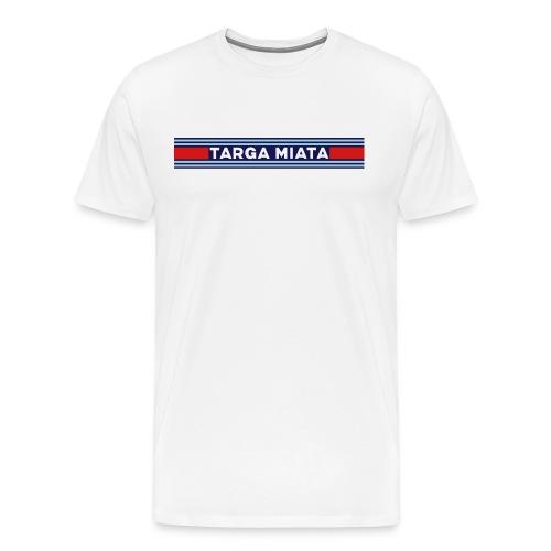 Heavyweight T-shirt for the boys, white! - Men's Premium T-Shirt