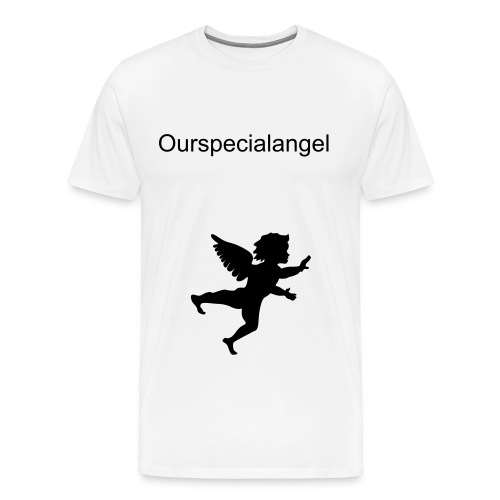 OUR SPECIAL ANGEL T-SHIRT - Men's Premium T-Shirt