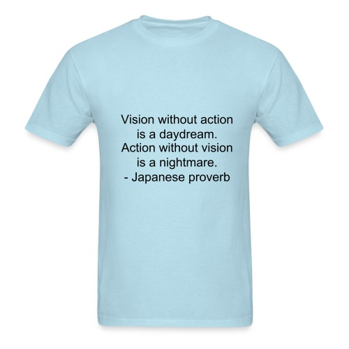 Quote tee - Men's T-Shirt