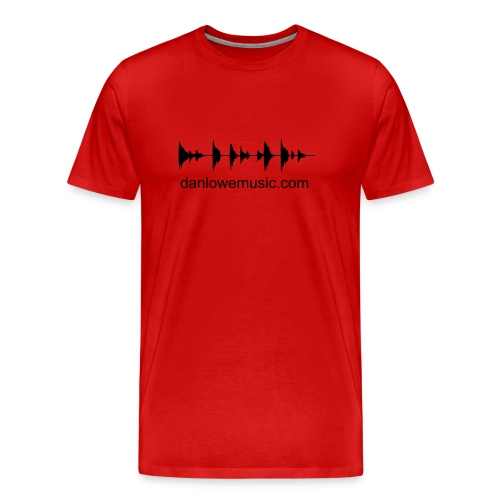 Waveform Tee - Men's Premium T-Shirt