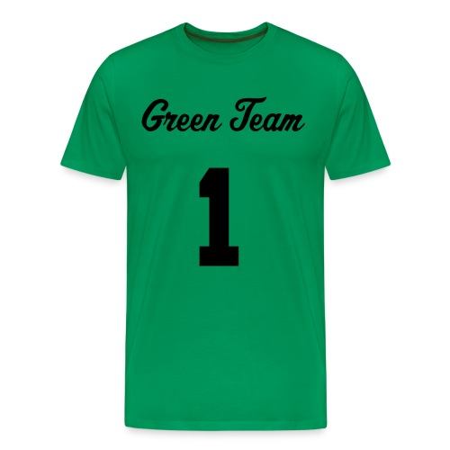 Green Team - Men's Premium T-Shirt